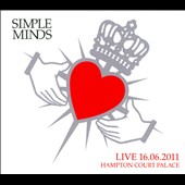Simple Minds: Live 16.06.2011: Hampton Court Palace