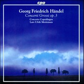 H&auml;ndel: Concerti Grossi, Op. 3 / Concerto Copenhagen - Mortensen