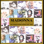 Madonna: The Complete Studio Albums (1983-2008) [Box]
