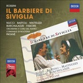Rossini: The Barber of Seville / William Matteuzzi, Cecilia Bartoli, Leo Nucci, Enrico Fissore - Patane