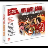 Various Artists: My Kind of Music: Vintage Soul - Original Soul Grooves