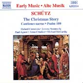 Schütz: The Christmas Story, etc / Oxford Camerata