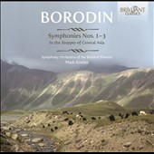 Borodin: Symphonies 1-3; In the Steppes of Central Asia / Mark Ermler