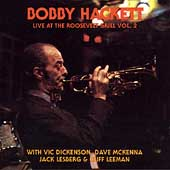 Bobby Hackett: Live at the Roosevelt Grill, Vol. 2