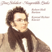 Schubert: Lieder / Robert Holl, Konrad Richter