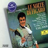 Mozart: Le nozze di Figaro / B&#246;hm, Prey, Mathis, et al