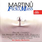 Martinu: Field Mass, Double Concerto, etc / Mackerras, et al