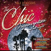 Chic: The Chic Organization: Up All Night [Disco Edition]
