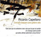 Ricardo Capellano (b.1953): Concerto Tanguero for solo guitar / Ricardo Capellano, guitar