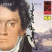Complete Beethoven Edition Vol 16 - Lieder