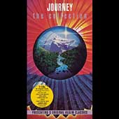 Journey (Rock): The Collection: Escape/Frontiers/Infinity [Long Box]