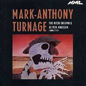 Turnage: On all Fours, Sarabande, etc / Knussen, et al