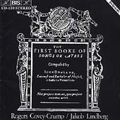 Dowland: First Booke of Songes / Covey-Crump, Lindberg