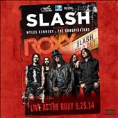 Myles Kennedy and the Conspirators/Slash: Live at the Roxy, September 25th, 2014