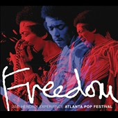 Jimi Hendrix/The Jimi Hendrix Experience: Freedom: Atlanta Pop Festival 1970 [Digipak]