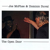Dominic Duval/Joe McPhee: The Open Door *