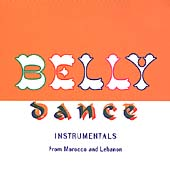 Chalf Hassan: Belly Dance Instrumentals