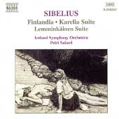 Sibelius: Finlandia, Karelia Suite, etc / Sakari, Iceland SO