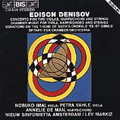 Denisov: Works for Chamber Orchestra / Lev Markiz