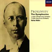 Prokofiev: The Symphonies / Walter Weller, London Symphony