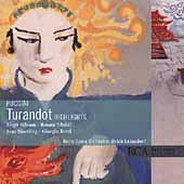 Basic Opera Highlights - Puccini: Turandot/Leinsdorf, et al