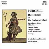 Purcell: The Tempest, etc / Mallon, Aradia Baroque Ensemble
