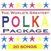 Various Artists: The World's Greatest Polka Package