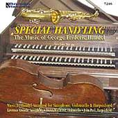 Special Hand'ling - Music of George F. Handel / Gwozdz, Paul