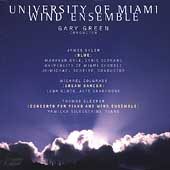 Syler, et al / Green, University of Miami Wind Ensemble