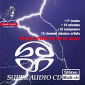 Super Artists on Super Audio - Channel Classics Sampler