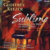 Geoff Keezer: Sublime: Honoring the Music of Hank Jones