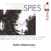 SCENE  Hommage &agrave; Walter Spies / Steffen Schleiermacher