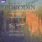 Borodin: String Quartets no 1 & 2, Sextet / The Lindsays