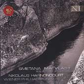 Smetana: Ma Vlast / Harnoncourt, Vienna Philharmonic