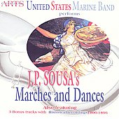 Sousa: Marches and Dances / United States Marine Band