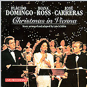 Christmas in Vienna / Domingo, Ross, Carreras
