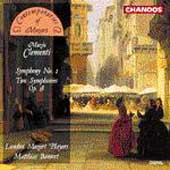 Clementi: Symphonies / Bamert, London Mozart Players