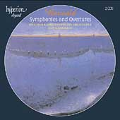 Berwald: Symphonies and Overtures / Goodman, Swedish Radio