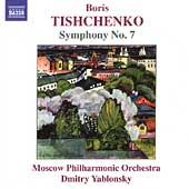 Tishchenko: Symphony no 7 / Yablonsky, Moscow PO