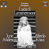 Donizetti: Lucia di Lammermoor / Gelmetti, Anderson, Kraus