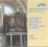 Great European Organs Vol 16 / David Briggs