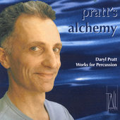 Daryl Pratt: Percussion Works / Synergy Percussion