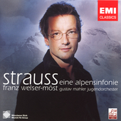 Strauss: Eine Alpensinfonie / M&#246;st, et al