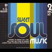 Various Artists: K-Tel Presents: Sweet Soul Music