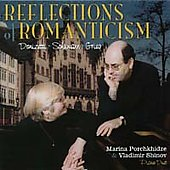 Reflections of Romanticism Donizetti Schumann Grieg for piano 4 - hands
