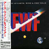 Earth, Wind & Fire: The Best of Earth, Wind & Fire, Vol. 2 [Limited] [Remaster]