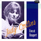 Judy Collins: Live at Newport, 1959-1966