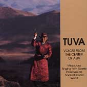 Various Artists: Tuva: Voices From the Center of Asia