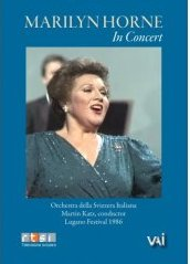 Marilyn Horne In Concert / Gluck, Rossini, et al [DVD]