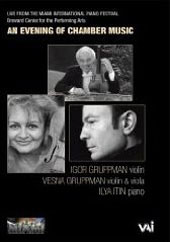 An Evening Of Chamber Music / Gruppman, Gruppman, Itin [DVD]